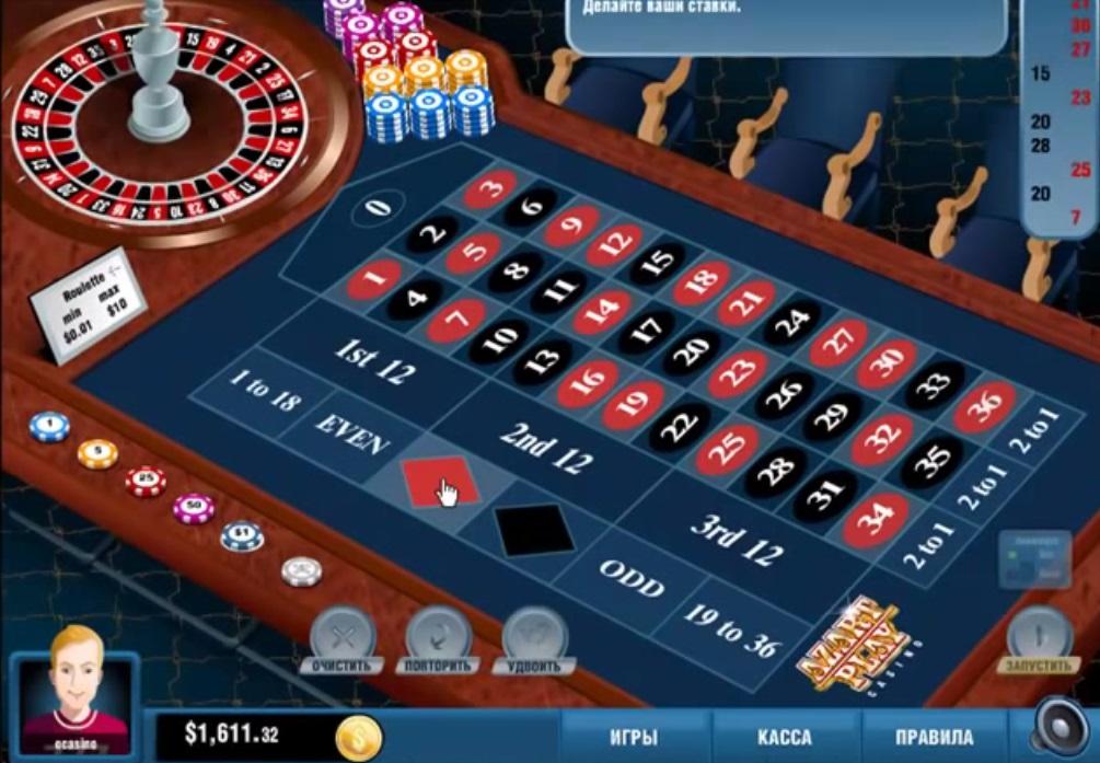 Игровые автоматы в казино мираж